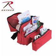 Rothco EMS Medical Field Kit EMSメディカルフィールドキットバッグ レッド