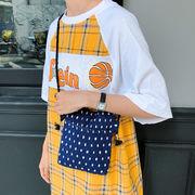 新作バッグ ドット柄 ショルダーバッグ エコバッグ ポーチ 韓国ファッション