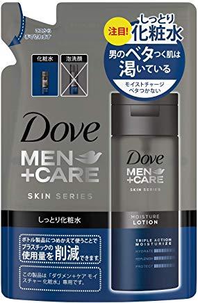 ダヴメン+ケア モイスチャー 化粧水 つめかえ用 130ml