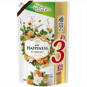 レノアハピネス ナチュラルフレグランス アプリコット&ホワイトフローラルの香り 詰替用超特大サイズ