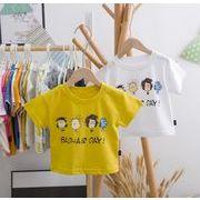 ★新作アパレル★子供 キッズ服★2色  Tシャツ★キッズファッション★