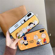【ファッション新品】 携帯電話カバー iPhoneカバー スマホケース 保護 スヌーピー ファッション