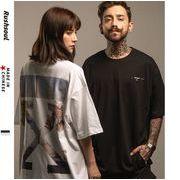 韓国 Tシャツ シャツ カップル ins ファッション メンズ レディース  新作 SALE 2019 夏