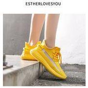 夏 4色 靴 新しいデザイン スニーカー ランニング ジョギング靴 何でも似合うカジュアルシューズ