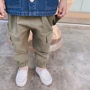 ズボン 無地 カジュアル ショートパンツ 韓国子供服 女の子 男の子 大きいサイズ SALE 新作