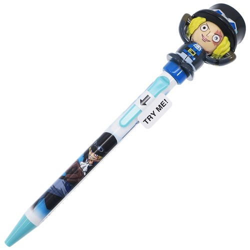 【ボールペン】ワンピース 顔変わりアクションペン/サボ