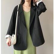 YUNOHAMI テーラードジャケット オフィス カジュアル レディース トップス 通勤 オシャレ 女性 リクルート