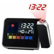 【売り切れごめん】カラースクリーン電子時計2種アソート