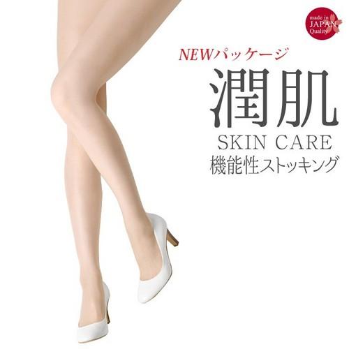 【2019新作】日本製・潤肌ゾッキストッキング【NEWパッケージ】