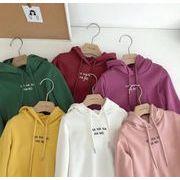 秋冬 新作 子供服 Tシャツ キッズ服 女の子 トップス 80-130 6色 カジュアル系