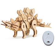 ROBOTIME 木製パズル ステゴサウルス STEGOSAURUS 約405×105×185mm
