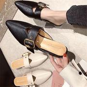 初回送料無料 2019 トレンド感抜群 太ヒール 靴 ビーチ サンダル 全2色 cjozy-1908a985