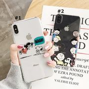 【ファッション新品】 スマホケース iPhoneカバー iPhoneケース 全機種対応 保護 スヌーピー