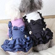 秋冬新作  犬服 ドッグウェア 犬 猫 ペット  ペット用品(XS-XL)