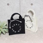 BAG ロゴミニトートバッグ キャンバスバッグ 鞄 カバン ハンドバッグ