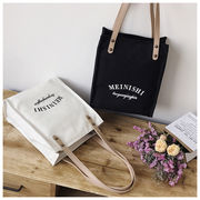 激安☆ショッピングバッグ◆ショルダーバッグ◆エコバッグ◆ズック鞄 かばん 大容◆ハンドバッグ