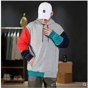 【大きいサイズM-5XL】ファッション/人気トップス♪イエロー/ブラック/グレー3色展開◆