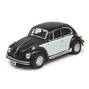 Cararama/カララマ VW ビートル マットブラック/ホワイト