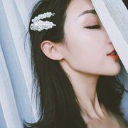 ヘアアクセサリー ★髪飾り★少女★パール★ヘアクリップ★ヘアピン★まとめ髪★キラキラ