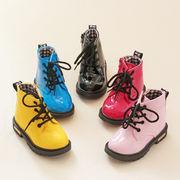 【子供靴】★新品★子供ブーツ★可愛いブーツ★シューズ★防水★キャンディー色★21-36