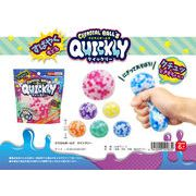 「squishy」「スクイーズ」ケミカルボールズ QUICKLY(クイックリー)