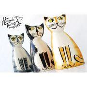 Hannah Turner(ハンナターナー)  /  Money boxes(貯金箱)Cat/猫・全3種類