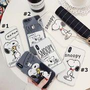 【ファッション新品】スマホケース iPhoneカバー iPhoneケース 全機種対応 保護 スヌーピー