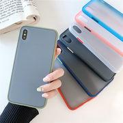 携帯カバー iPhone 11 ケース クリアケース 半透明 iphoneケース