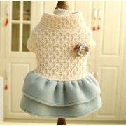 【秋冬新作】超可愛いペット服◆犬服◆犬用セーター◆ペットのセーター◆ペット用品◆犬用のスカート