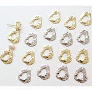 新品初日販売20%OFF♪ 新品 イヤリング用 銅材質鍍金 アクセサリーパーツ