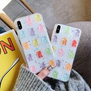 グリッターケース iPhone ケース お菓子 キャンディー