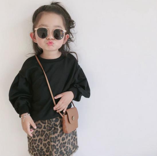 新作!!!トップス+スカート 子供服 キッズ服 ファッション 女の子 2点セット