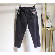 【大きいサイズL-4XL】【秋冬新作】ファッションパンツ