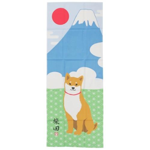 【薄手タオル】柴田さん 日本たおる にほんのしばたさん