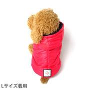 犬 服 犬服 犬の服 cheepet チーペット アウター ダウン風 コート ジャケット ドッグウェア