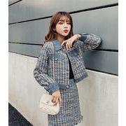 百掛け 新品 スーツ ファッション 秋 エレガントコート カジュアル スカート sweet系 冬 気質 ツーピース