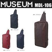 PUレザー ボディバッグ MDL-106