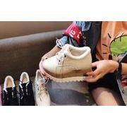 新しいデザイン 冬 革靴 ウェッジ ささいなこと ヒール 厚底 ハイヒール 靴 女靴 ひ