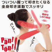 握って叩いて全身運動マッサージ棒 Pan!Ton!パントン!