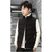 秋冬新入荷★大きいサイズ大人気男の人綿 韓国ファッション 暖かい ベスト3色