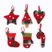 スクリスマス用品 ミニソックス ミニ手袋 Christmas限定 ツリーオーナメント メリークリスマス 飾り