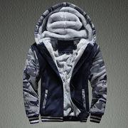 【TGB】裏毛付きメンズパーカー ジャケット メンズマウンテンパーカー コート
