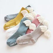 格安ソックス ベビー靴下 キッズ靴下 子供ソックス コットン靴下 同梱でお買い得 暖かい 柔らかい 超人気