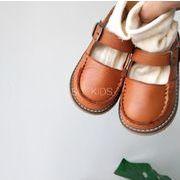 【子供靴】韓国ファッション 靴  シューズ キッズ靴 ブーツ カジュアル系