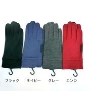 【手袋】【婦人用】婦人撥水加工付・スマホ対応・スマートな手袋
