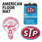 【R66 & School Bus】American Floor Mat