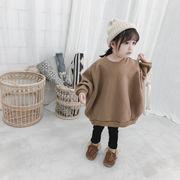 アウトレット 正月 韓国子供服 男女兼用 子供用 韓国ファッション トレーナー 80-130