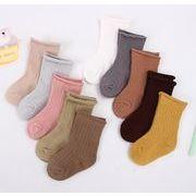 キッズ ベビー ソックスくつした 靴下 かわいい コットン 綿