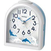MAG インテリア目覚まし時計(ホワイト)