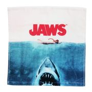 【ハンドタオル】ジョーズ インクジェットウォッシュタオル JAWS LIFE